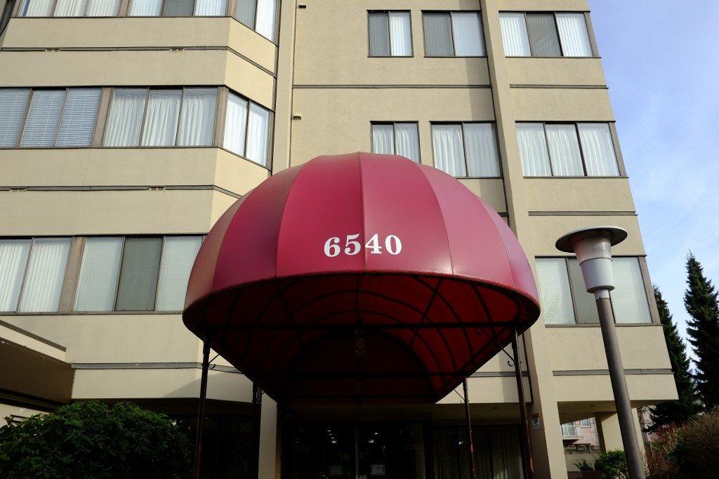 Photo 2: Photos: 2401 6540 Burlington Avenue in Burnaby: Metrotown Condo  (Burnaby South)  : MLS®# V1118433
