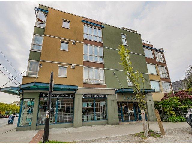 Main Photo: # 210 1688 E 4TH AV in Vancouver: Grandview VE Condo for sale (Vancouver East)  : MLS®# V1131925