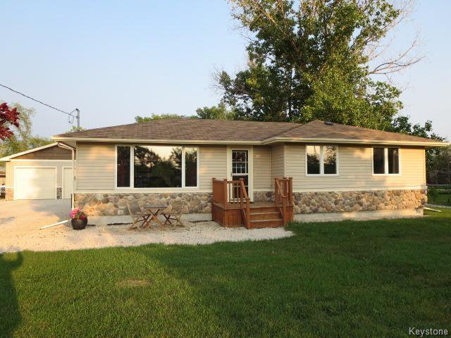 Main Photo: 4575 Henderson Highway in St Clements: Narol Single Family Detached for sale (St. Clements)  : MLS®# 1418578