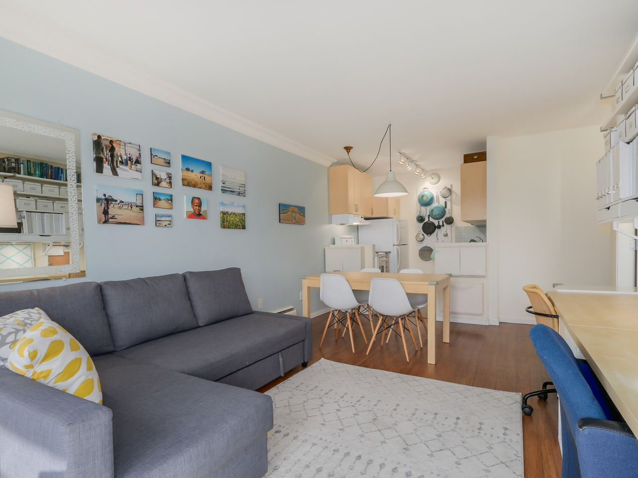 Main Photo: 310 2033 W 7TH AVENUE in Vancouver: Kitsilano Condo for sale (Vancouver West)  : MLS®# R2041215