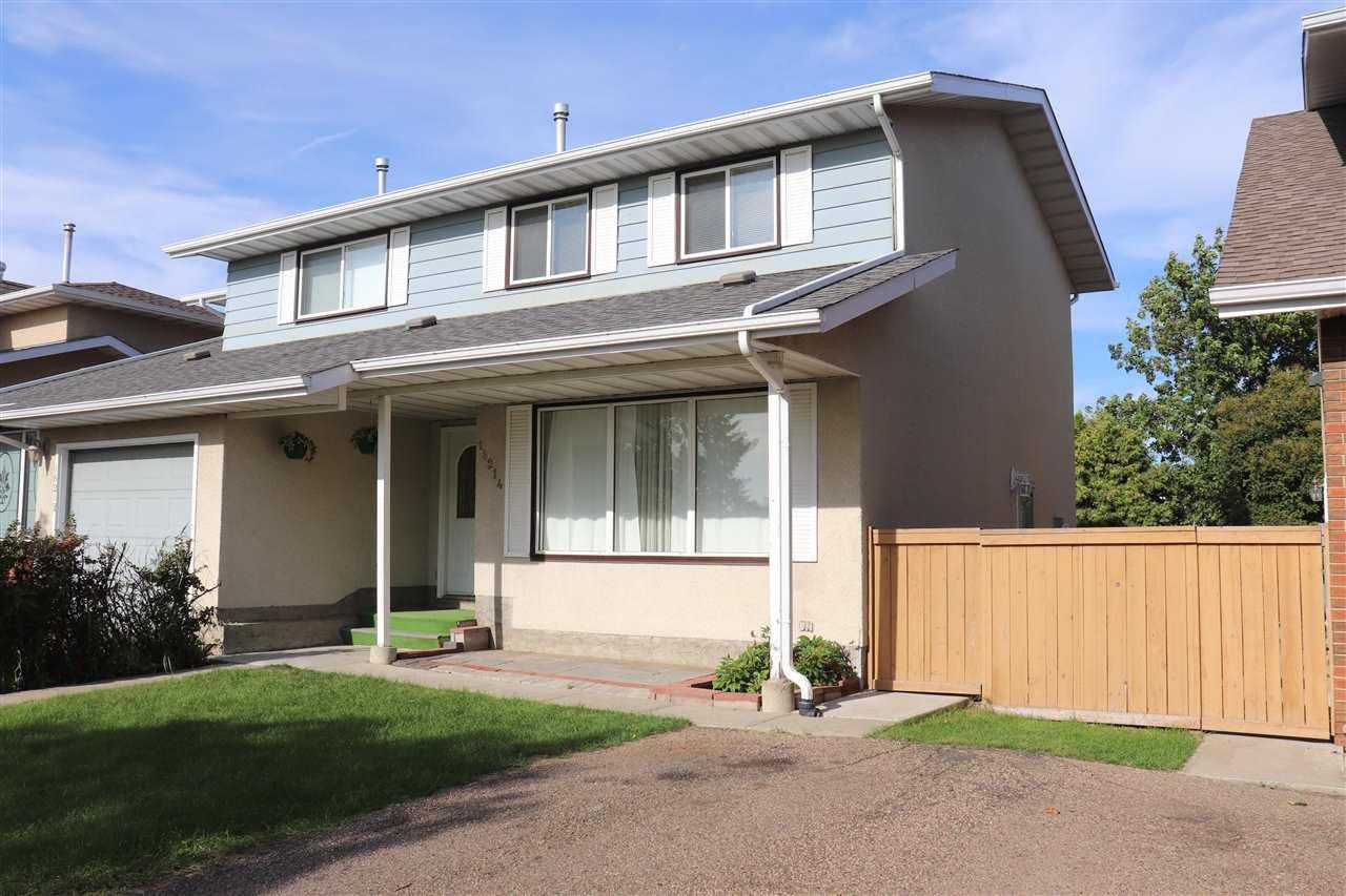 Main Photo: 16214 109 Street in Edmonton: Zone 27 House Half Duplex for sale : MLS®# E4170802