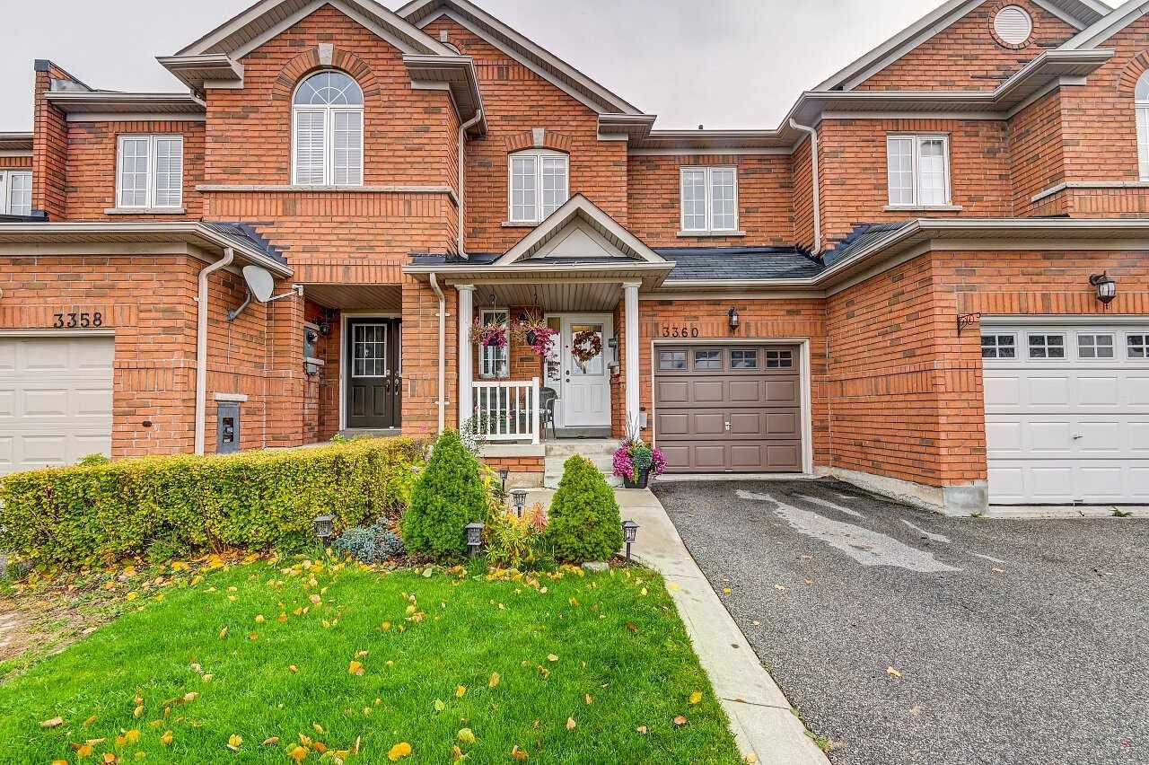 Main Photo: 3360 Angel Pass Drive in Mississauga: Churchill Meadows House (2-Storey) for sale : MLS®# W4626792