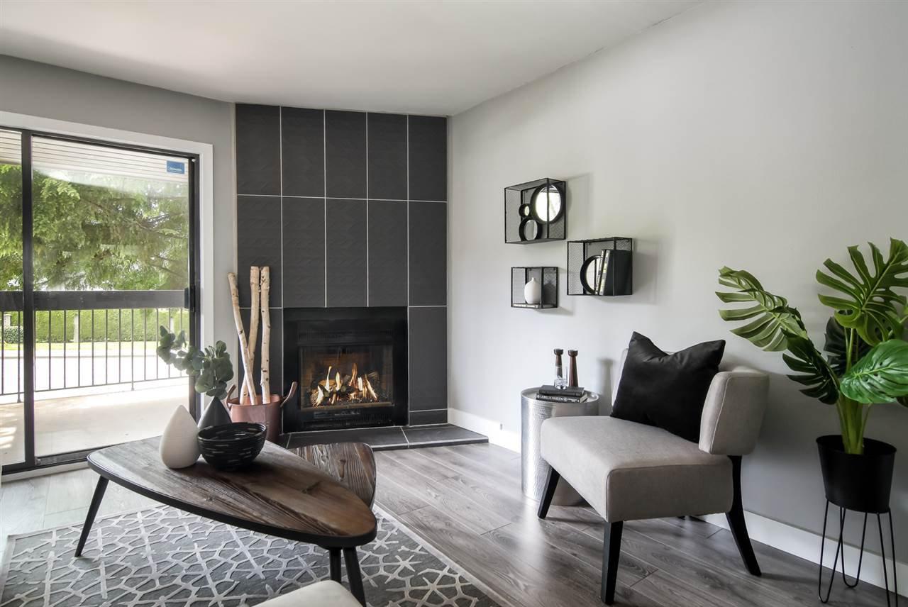 """Main Photo: 213 10530 154 Street in Surrey: Guildford Condo for sale in """"Creekside"""" (North Surrey)  : MLS®# R2422995"""