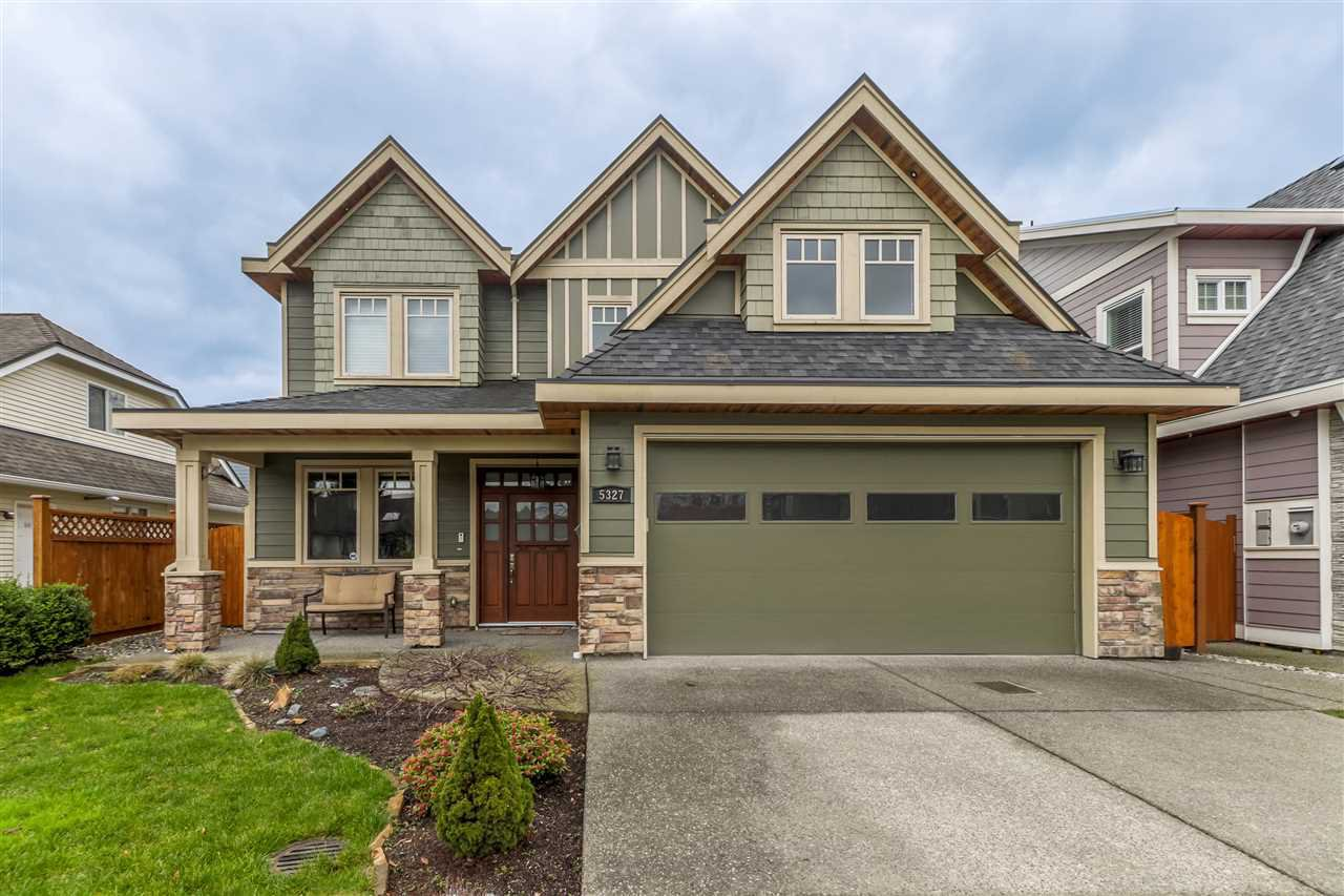 Main Photo: 5327 PATON Drive in Delta: Hawthorne House for sale (Ladner)  : MLS®# R2428888