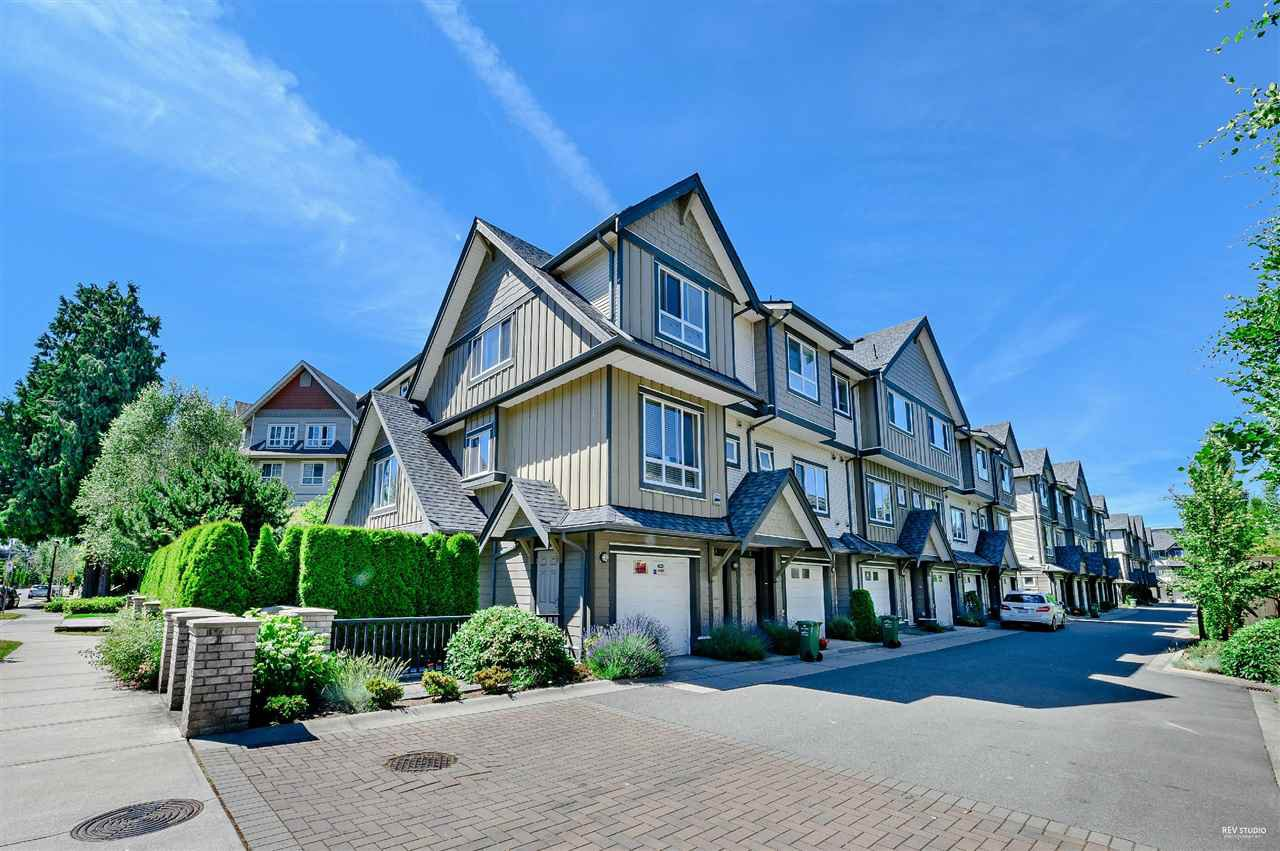"Main Photo: 4 9391 ALBERTA Road in Richmond: McLennan North Townhouse for sale in ""WILD ROSE"" : MLS®# R2437720"