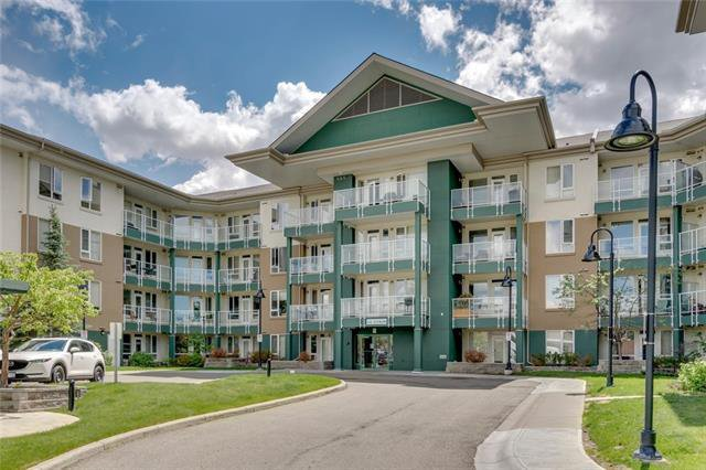 Main Photo: 409 3111 34 Avenue NW in Calgary: Varsity Apartment for sale : MLS®# C4301602