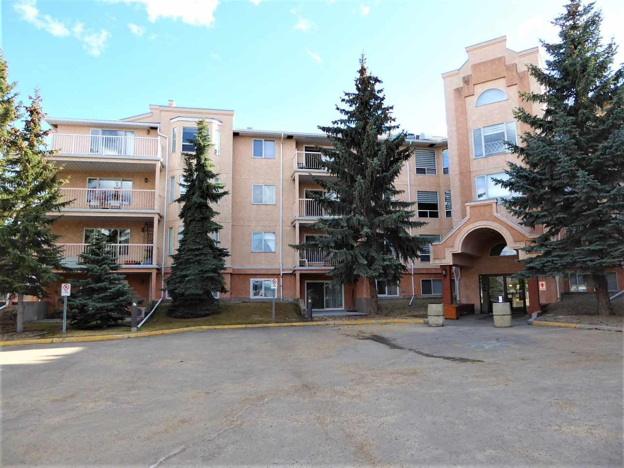 Main Photo: 102 10945 21 Avenue NW in Edmonton: Zone 16 Condo for sale : MLS®# E4202404