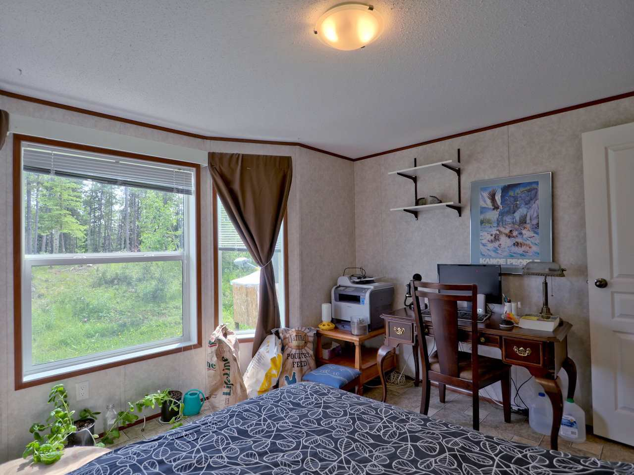 Photo 14: Photos: 7125 93 MILE LOOP Road in Lone Butte: Lone Butte/Green Lk/Watch Lk Manufactured Home for sale (100 Mile House (Zone 10))  : MLS®# R2473670
