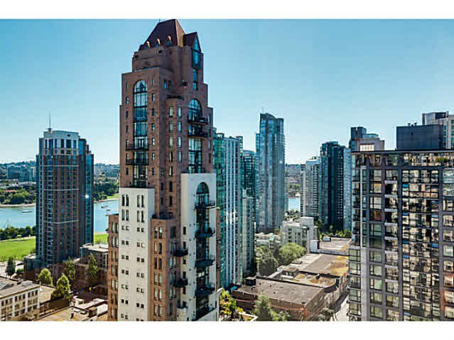Main Photo: 2304 1225 RICHARDS STREET in : Downtown VW Condo for sale : MLS®# V1075094