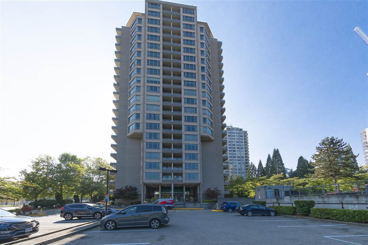 Main Photo: 1103 6055 NELSON Avenue in Burnaby: Forest Glen BS Condo for sale (Burnaby South)  : MLS®# R2504820