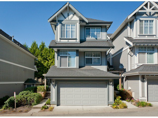 """Main Photo: # 5 20589 66TH AV in Langley: Willoughby Heights Townhouse for sale in """"Bristol Wynde"""" : MLS®# F1321806"""