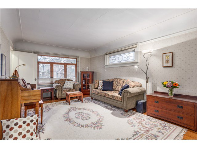 Photo 3: Photos: 3281 W 14TH AV in Vancouver: Kitsilano House for sale (Vancouver West)  : MLS®# V1044873