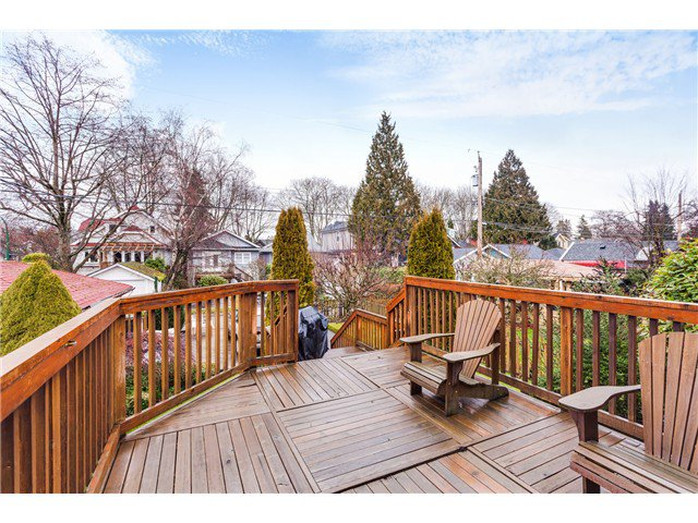 Photo 19: Photos: 3281 W 14TH AV in Vancouver: Kitsilano House for sale (Vancouver West)  : MLS®# V1044873