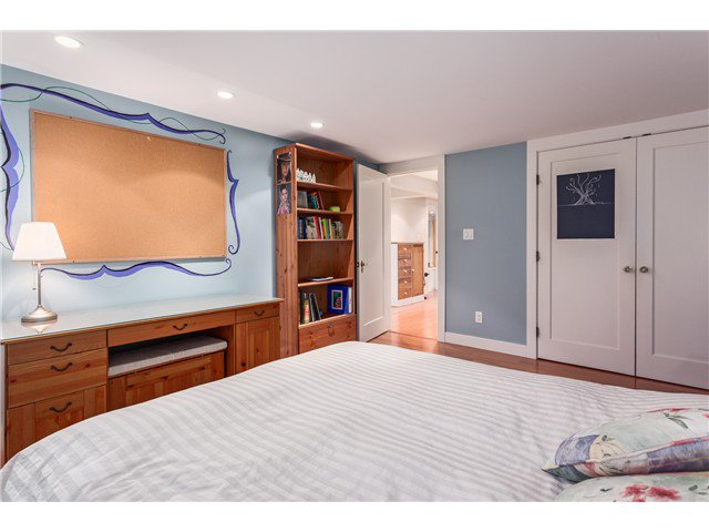Photo 17: Photos: 3281 W 14TH AV in Vancouver: Kitsilano House for sale (Vancouver West)  : MLS®# V1044873