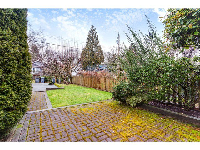 Photo 18: Photos: 3281 W 14TH AV in Vancouver: Kitsilano House for sale (Vancouver West)  : MLS®# V1044873