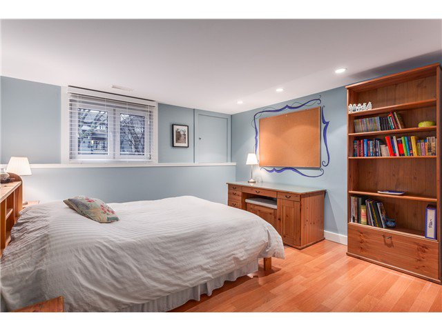 Photo 15: Photos: 3281 W 14TH AV in Vancouver: Kitsilano House for sale (Vancouver West)  : MLS®# V1044873