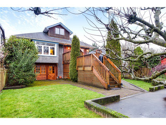 Photo 20: Photos: 3281 W 14TH AV in Vancouver: Kitsilano House for sale (Vancouver West)  : MLS®# V1044873