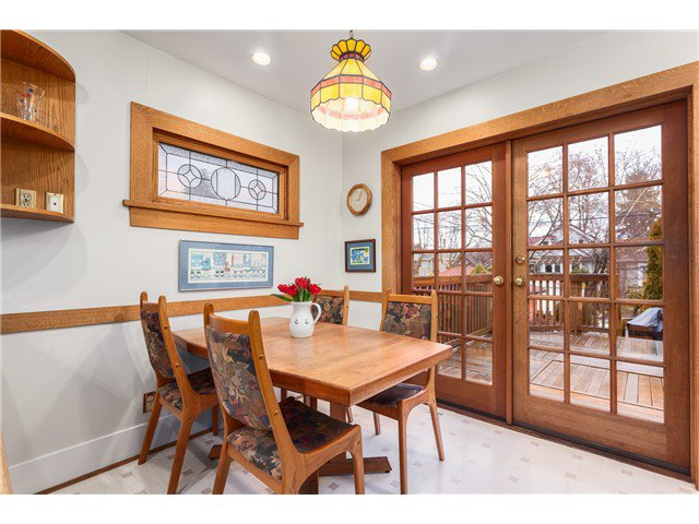 Photo 6: Photos: 3281 W 14TH AV in Vancouver: Kitsilano House for sale (Vancouver West)  : MLS®# V1044873