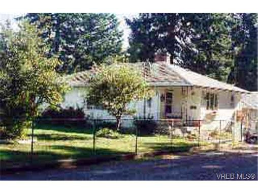 Main Photo: 3249 Clement Rd in VICTORIA: Co Wishart North House for sale (Colwood)  : MLS®# 246932