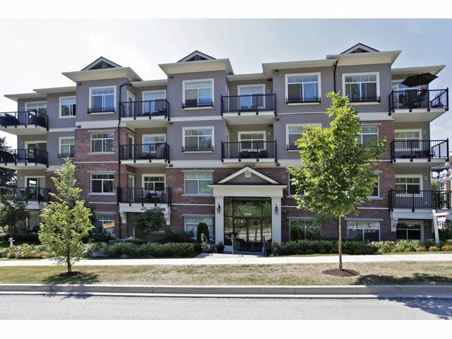 "Main Photo: 401 19530 65TH Avenue in Surrey: Clayton Condo for sale in ""WILLOW GRAND"" (Cloverdale)  : MLS®# F1418928"