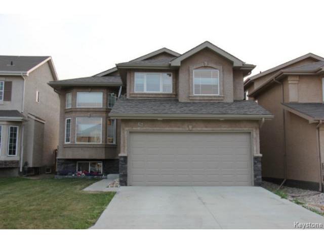 Main Photo: 63 Bill Blaikie Bay in WINNIPEG: Transcona Residential for sale (North East Winnipeg)  : MLS®# 1419228