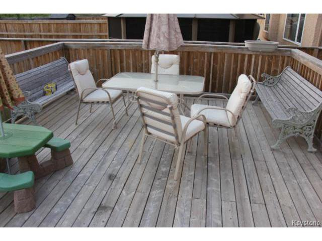 Photo 18: Photos: 63 Bill Blaikie Bay in WINNIPEG: Transcona Residential for sale (North East Winnipeg)  : MLS®# 1419228