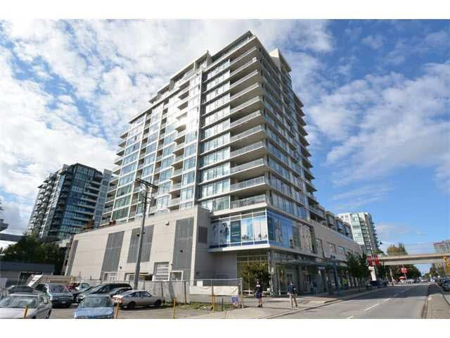 Main Photo: 609 8068 WESTMINSTER HIGHWAY in Richmond: Brighouse Condo for sale : MLS®# R2074684
