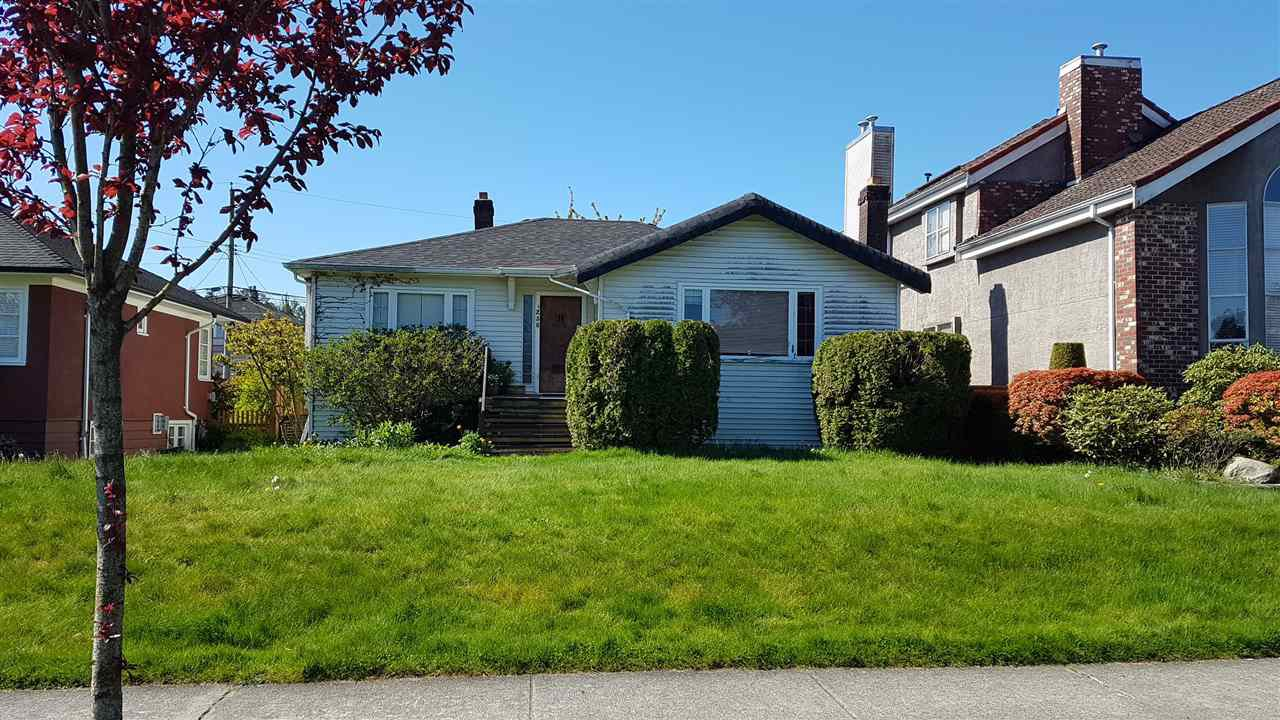 Main Photo: 230 PEVERIL AVENUE in Vancouver: Cambie House for sale (Vancouver West)