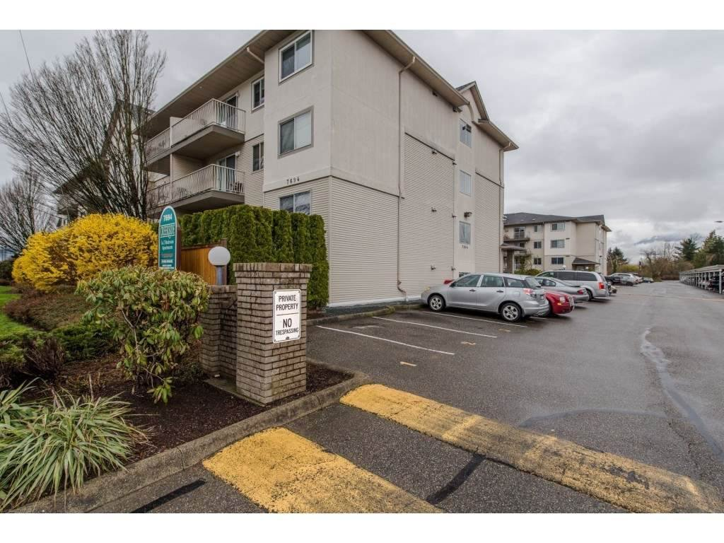 "Photo 18: Photos: 111 7694 EVANS Road in Sardis: Sardis West Vedder Rd Condo for sale in ""Creekside Estates"" : MLS®# R2398224"