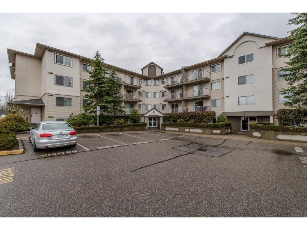 "Photo 20: Photos: 111 7694 EVANS Road in Sardis: Sardis West Vedder Rd Condo for sale in ""Creekside Estates"" : MLS®# R2398224"