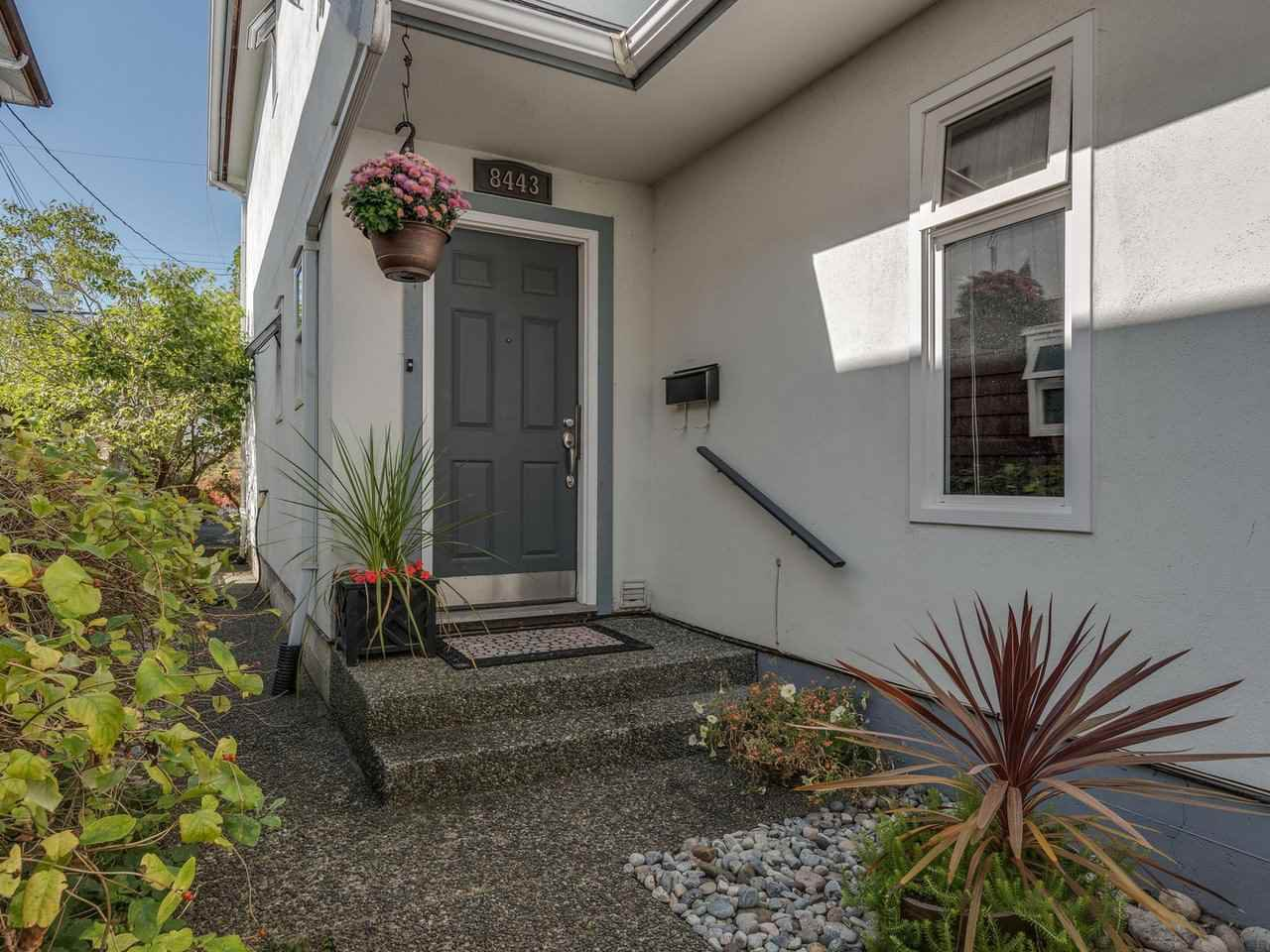 "Main Photo: 8443 LAUREL Street in Vancouver: Marpole 1/2 Duplex for sale in ""MARPOLE"" (Vancouver West)  : MLS®# R2403493"