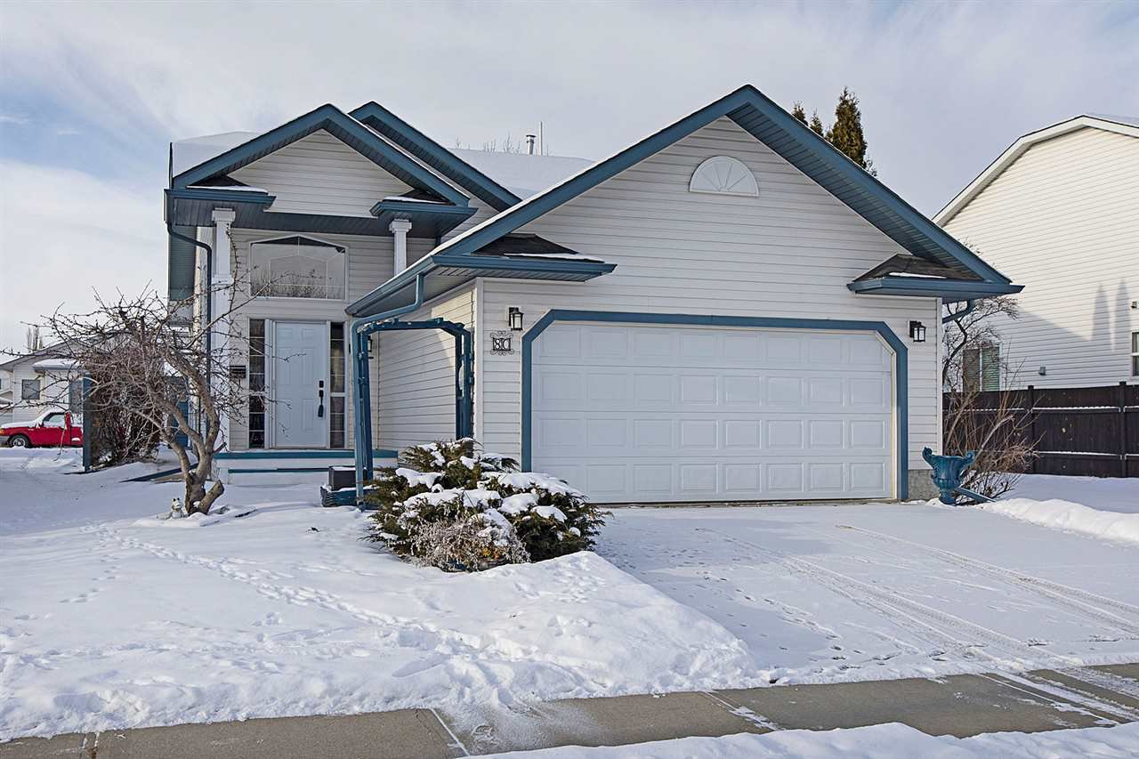 Main Photo: 80 CACTUS Way: Sherwood Park House for sale : MLS®# E4184599