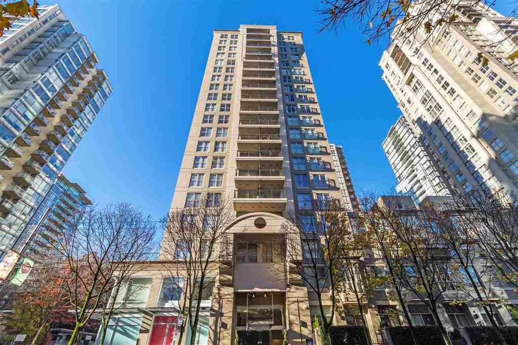 Main Photo: 1802 989 Richards St in Vancouver: Downtown VW Condo for sale (Vancouver West)