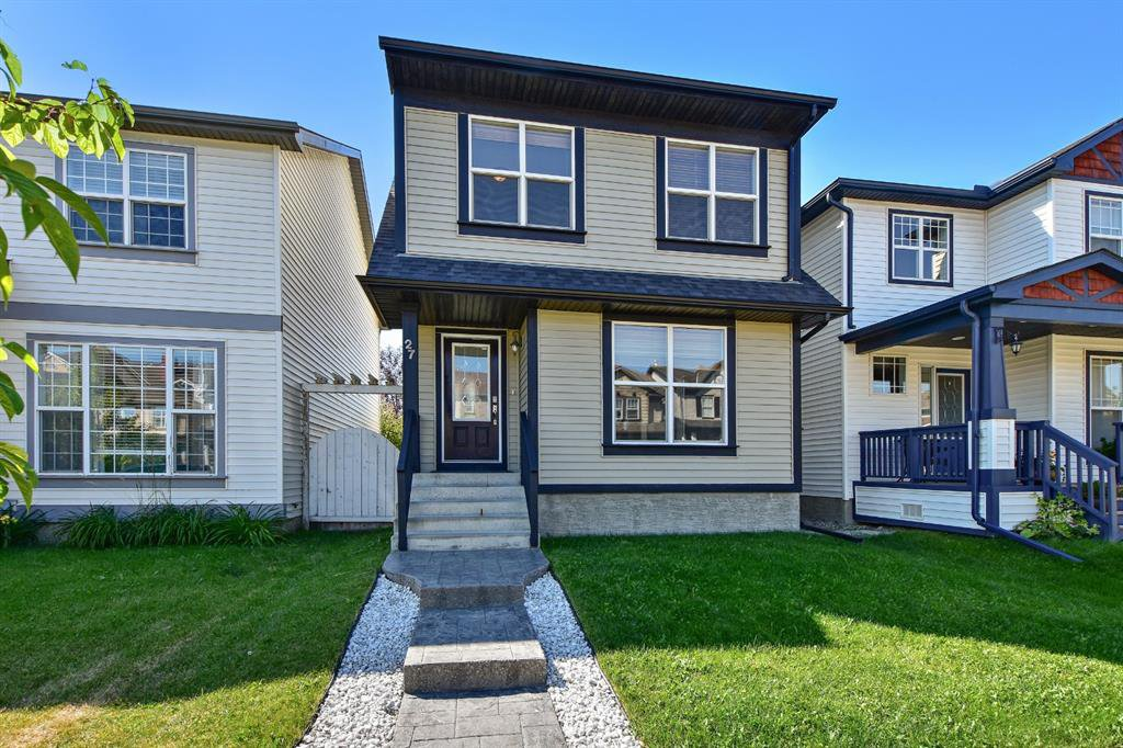 Main Photo: 27 Prestwick Place SE in Calgary: McKenzie Towne Detached for sale : MLS®# A1025938