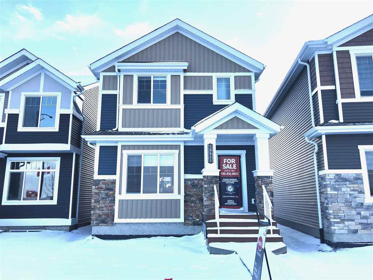 Main Photo:  in Edmonton: Zone 56 House for sale : MLS®# E4216263