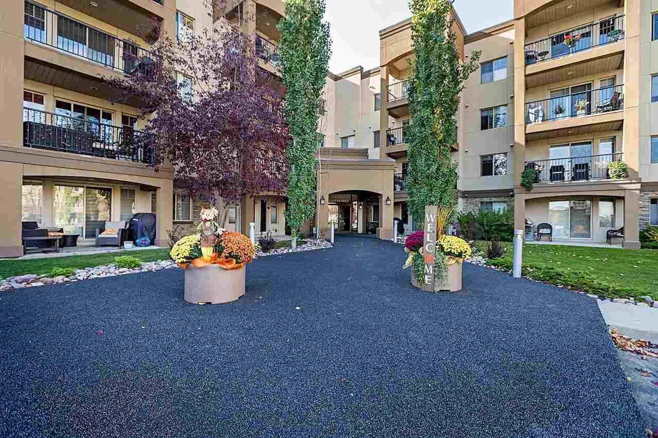 Main Photo: 225 400 PALISADES Way: Sherwood Park Condo for sale : MLS®# E4216523