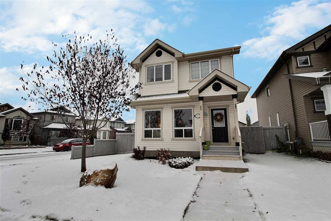 Main Photo: 5839 211 Street in Edmonton: Zone 58 House for sale : MLS®# E4219065