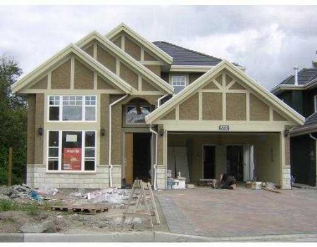 Main Photo: 5731 Eastman Dr: House for sale (Lackner)  : MLS®# V608468