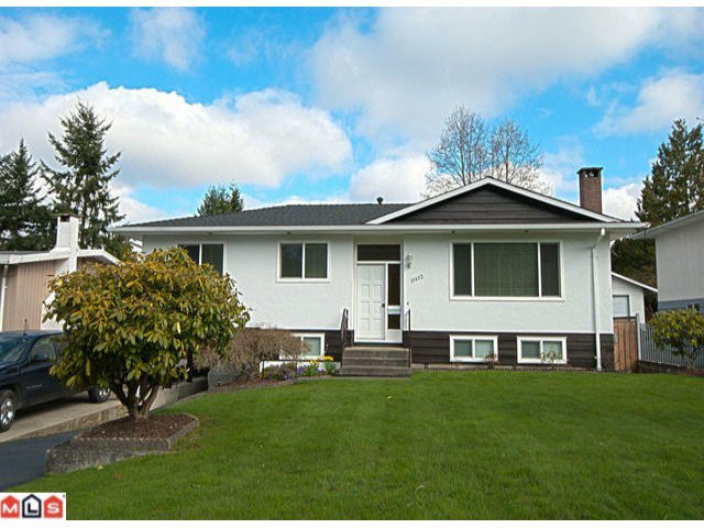 Main Photo: 11413 88A Avenue in Delta: Annieville House for sale (N. Delta)  : MLS®# F1208816