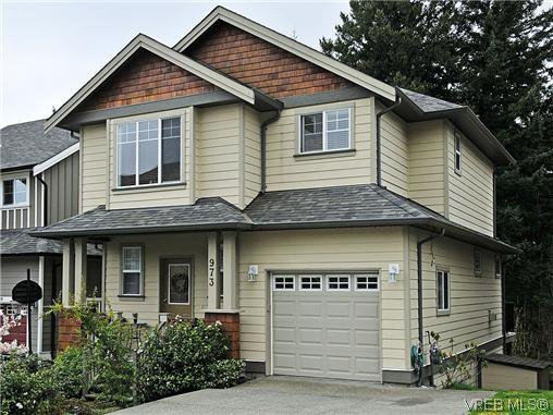 Main Photo: 973 Cavalcade Terr in VICTORIA: La Florence Lake Single Family Detached for sale (Langford)  : MLS®# 603412