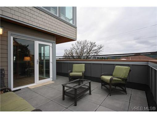 Main Photo: 101 4343 Tyndall Ave in VICTORIA: SE Gordon Head Row/Townhouse for sale (Saanich East)  : MLS®# 633908