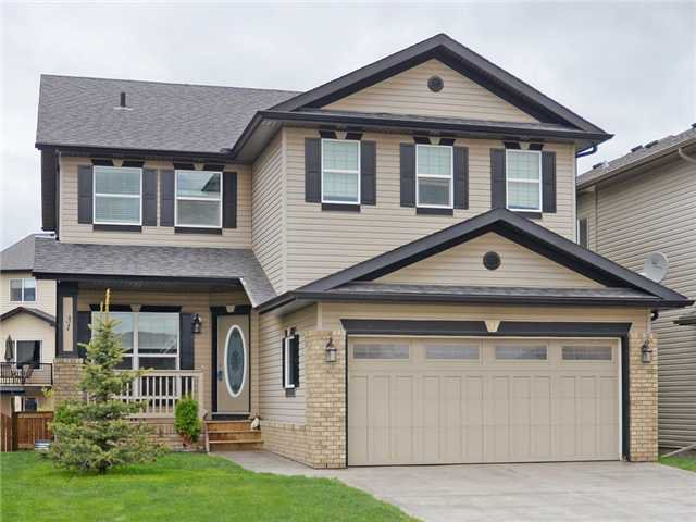 Main Photo: 31 Kingsland Place SE: Airdrie Residential Detached Single Family for sale : MLS®# C3559407