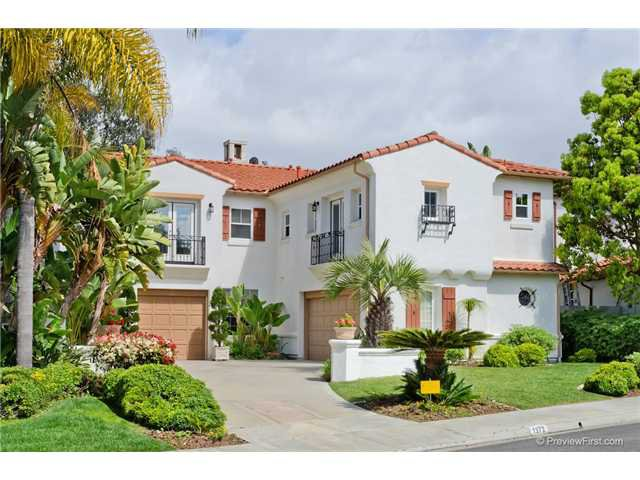 Main Photo: AVIARA House for sale : 5 bedrooms : 1372 Cassins Street in Carlsbad