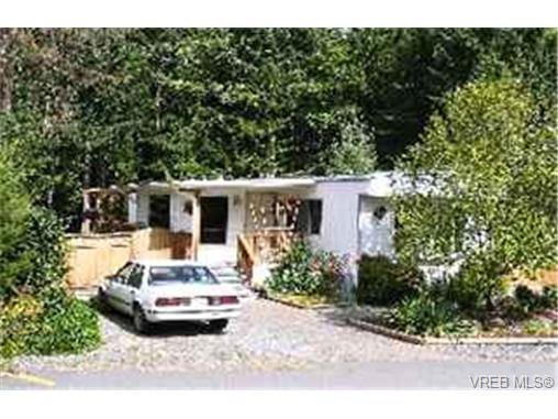 Main Photo:  in MALAHAT: ML Malahat Proper Manufactured Home for sale (Malahat & Area)  : MLS®# 409486