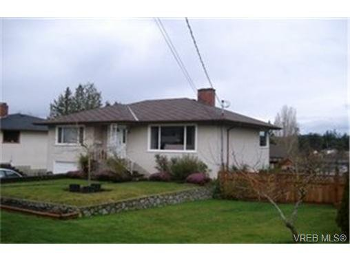 Main Photo:  in VICTORIA: VR View Royal Single Family Detached for sale (View Royal)  : MLS®# 453990