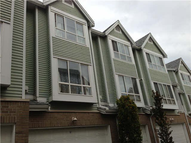 Main Photo: 2873 Sotao in Vancouver: Fraserview VE Townhouse for sale (Vancouver East)  : MLS®# v1090248