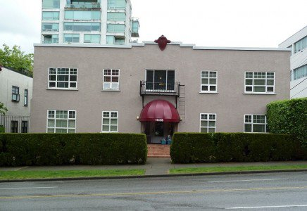 Main Photo: 1535 W 16th Avenue in Vancouver: Multi-Family Commercial for sale (Vancouver, BC)
