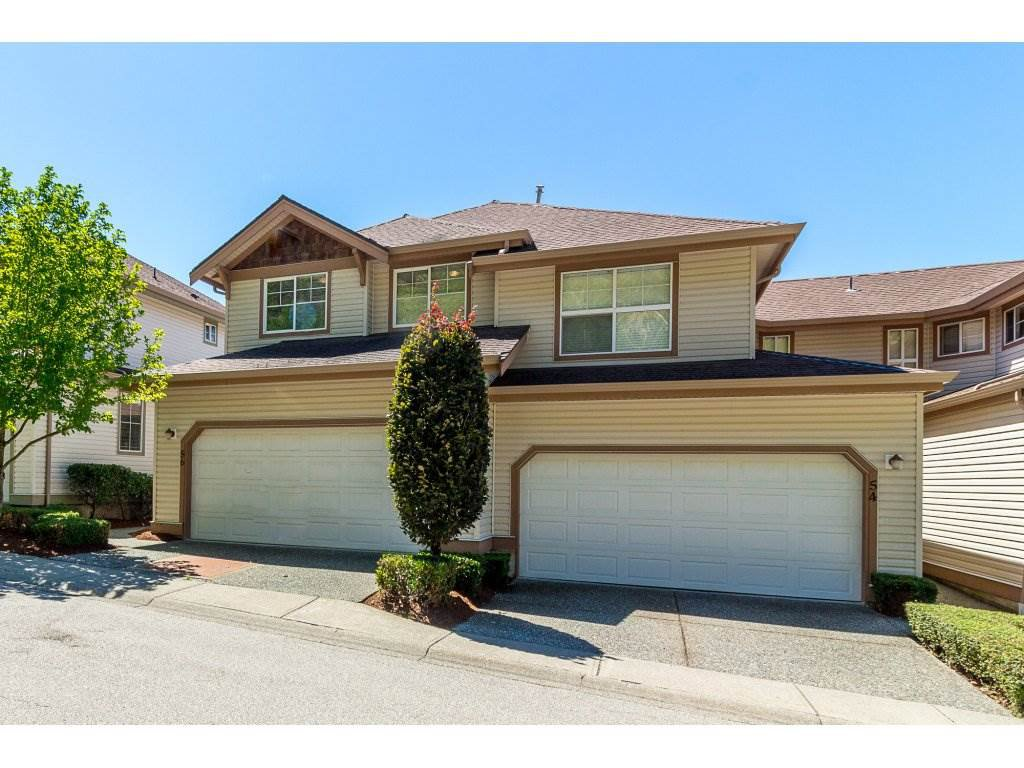 Main Photo: 56 35287 OLD YALE ROAD in : Abbotsford East Townhouse for sale : MLS®# R2285895