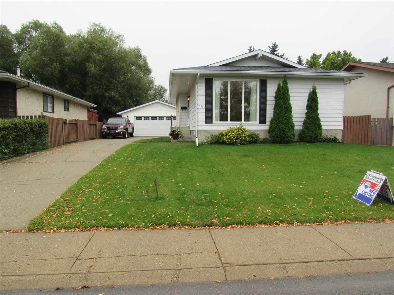Main Photo: 6403 15 Avenue in Edmonton: Zone 29 House for sale : MLS®# E4173088