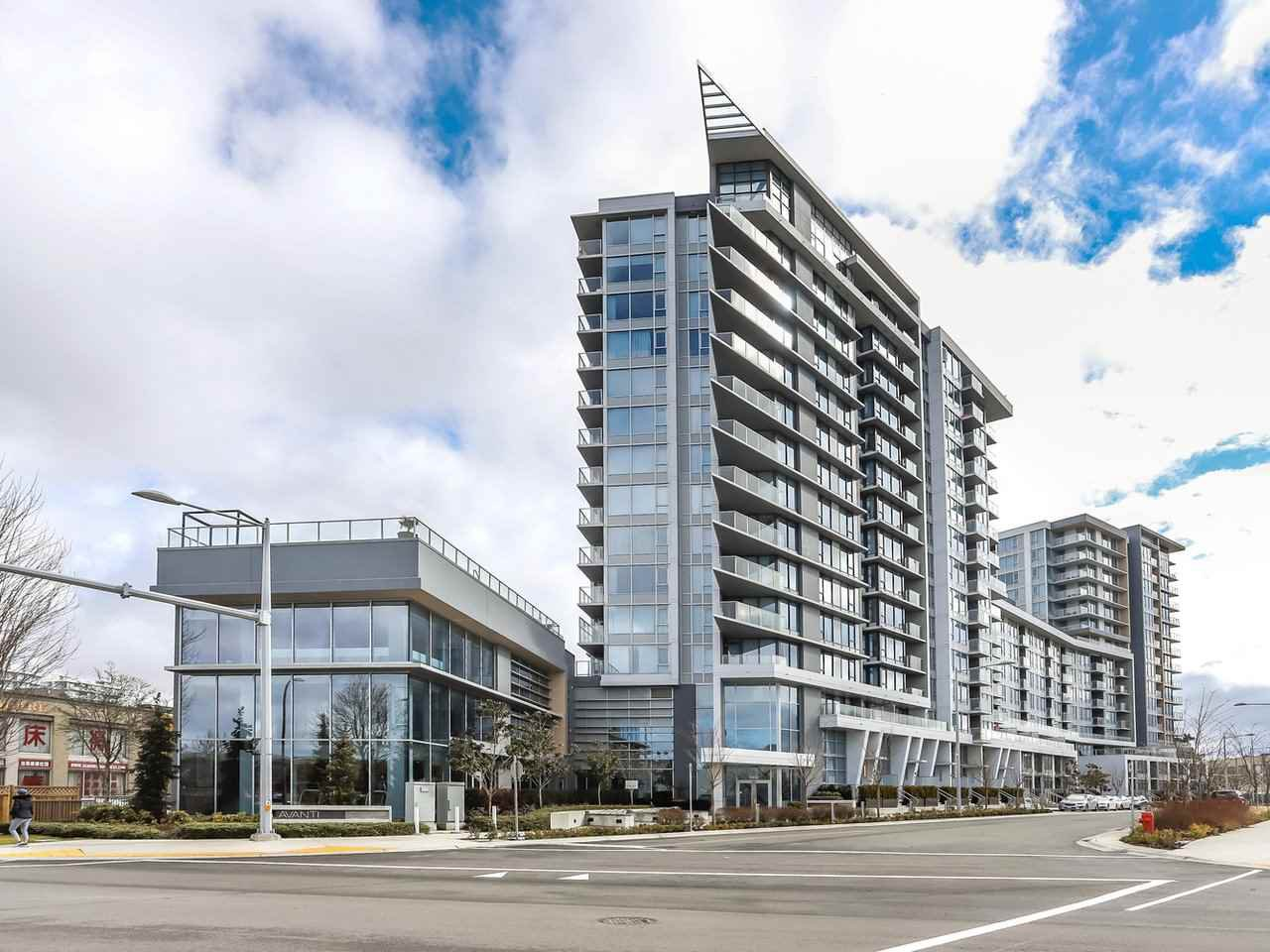 "Main Photo: 715 8333 SWEET Avenue in Richmond: West Cambie Condo for sale in ""AVANTI BY POLYGON"" : MLS®# R2405318"